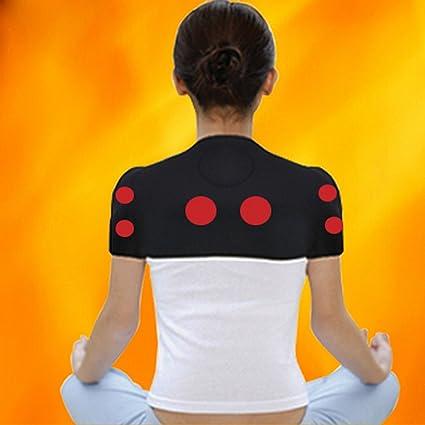 Turmalina Terapeutica Magnetica para el Dolor de Espalda Vertebras Dorsales y Hombros Magnetoterapia 4214_salud