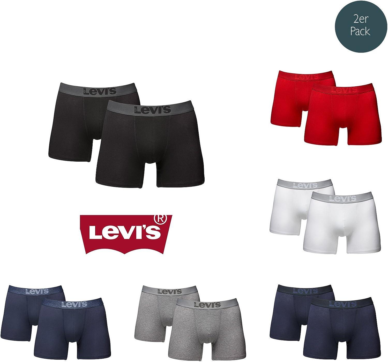 Levis 200sf Boxer Brief 2p (Pack de 2) para Hombre: Amazon.es: Ropa y accesorios