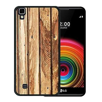 WoowCase Funda LG X Power, [LG X Power ] Funda Silicona Gel ...