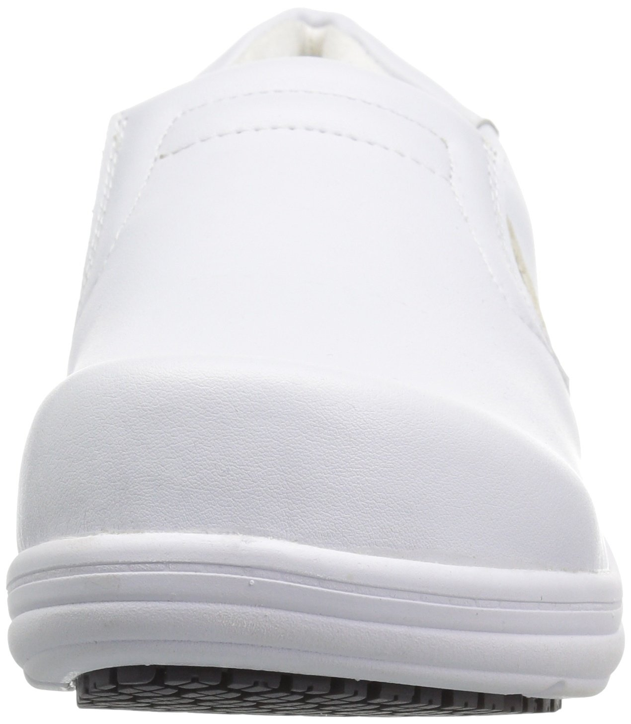 Easy Works Women's Bind Health Care Professional Shoe, White, 8.5 M US by Easy Works (Image #4)