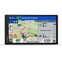 Garmin DriveSmart 65 MT-D 6.95 Inch Sat Nav met Edge to Edge Display, Map Updates voor heel Europa, Digital Traffic…
