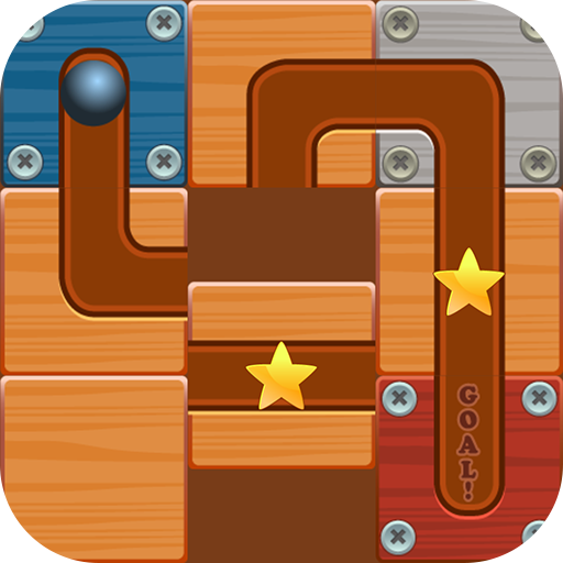 (Marble Run - Slide Puzzle)