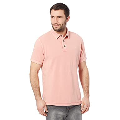 Rjr. Funda rígida John Rocha para hombre de color rosa claro se ...