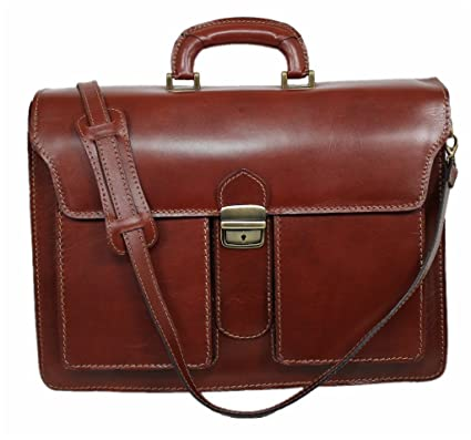 77e601f581172c Aktentasche Leder Damen Herren große Leder-Tasche Herren-Tasche  Dokumententasche Arbeitstasche Notebook-tasche
