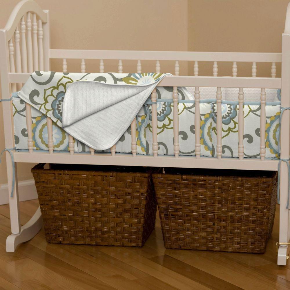Carousel Designs Spa Pom Pon Play Cradle Blanket