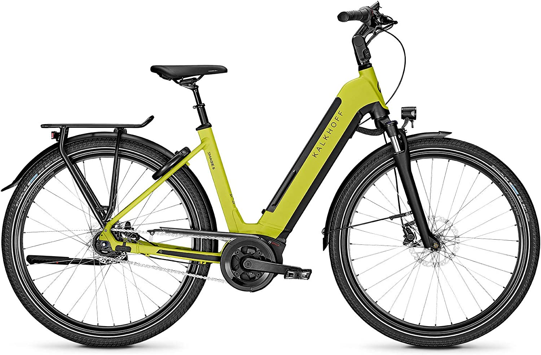 Kalkhoff Image 5.B XXL Bosch - Bicicleta eléctrica 2020, Color Verde