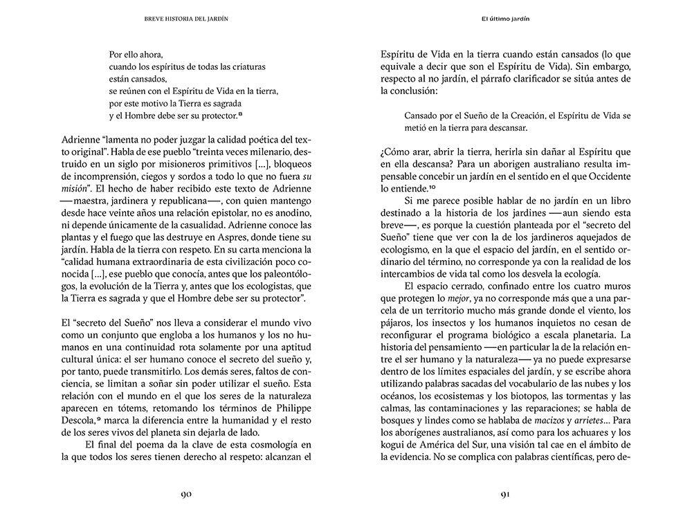 Una Breve Historia Del Jardín: Amazon.es: Clément, Gilles, Zélich Martínez, Cristina: Libros