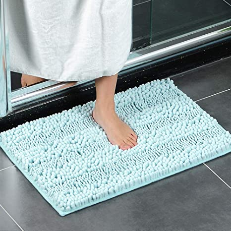 Non-slip Soft Memory Foam Bath Bathroom Shower Door Floor Mat Rug Pad Carpet Hot