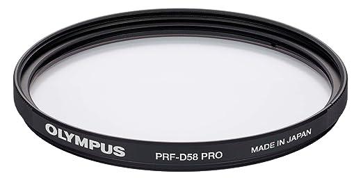 5 opinioni per Olympus PRF-D58 PRO Filtro di Protezione Ultrasottile per Obiettivi Olympus