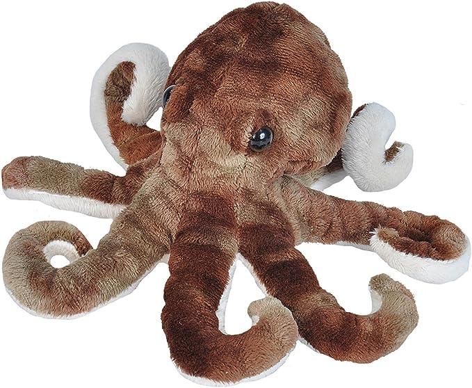 Wild Republic Giant Squid Plush 22 inches Stuffed Animal Plush Toy Ocean Animals