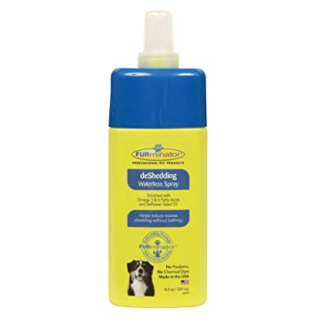 Furminator deshedding Botellas de Spray, 8.5-Ounce: Amazon.es: Productos para mascotas