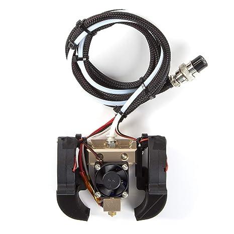 L.W.S Accesorios de Impresora Kit de boquillas E3DV6 para ...