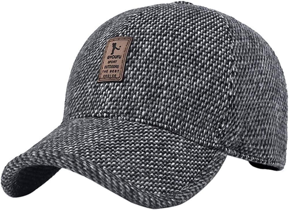 Winter Warm Hats Men...