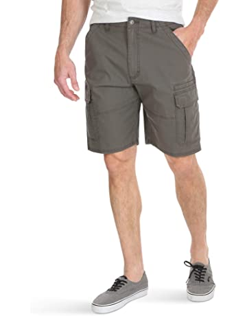51bdc336b9 Wrangler Authentics Men's Big & Tall Classic Relaxed Fit Stretch Cargo Short
