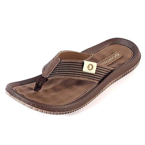 3235c083366 Chanclas Hombre Cartago Dunas Vi Ad 21729-marrón Tamaño 43  Amazon.es   Zapatos y complementos