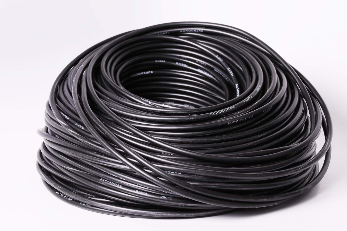 12 AWG Silicone Wire 12 Gauge Silicone Wire 10 Feet Flexible Silicone Wire ACER Racing 12 AWG Superworm