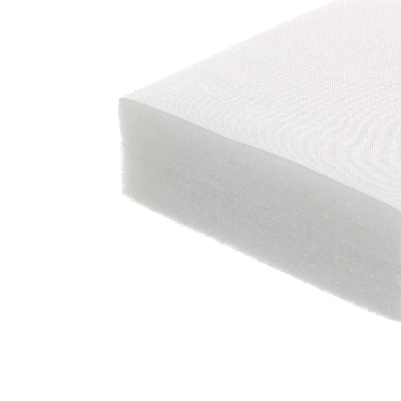 White Renaissance 10mm Super Round Extendable Metal Net Rail