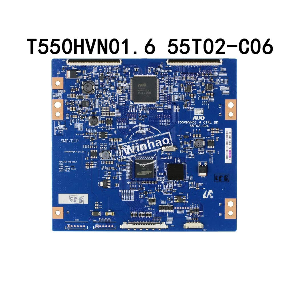Winhao T550HVN01.6 55T02-C06 Logic Board by winhao