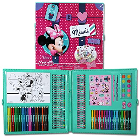 Sketching Pencils Disney Minnie Mouse Giant 52/pieces Drawing