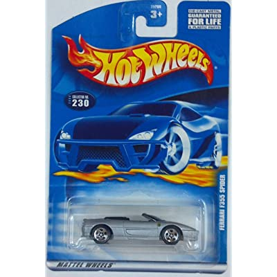 Hot Wheels Ferrari F355 Spider #230 Year: 2000: Toys & Games
