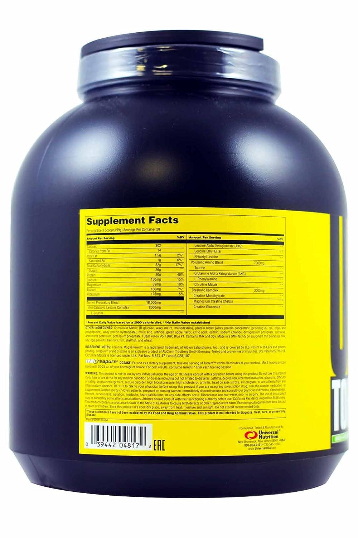 Torrent 6.1 lbs (2766g) Cítricos agrios: Amazon.es: Salud y cuidado personal