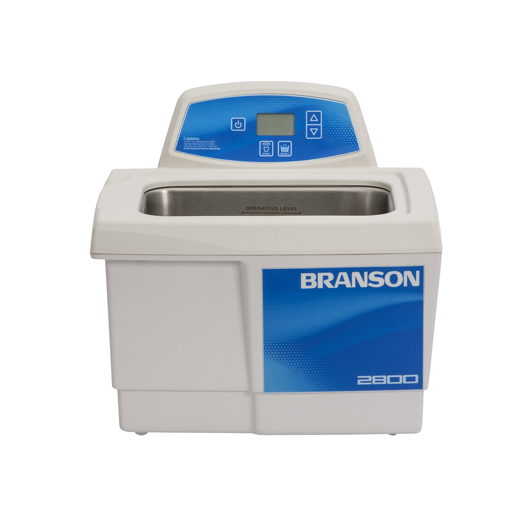Branson CPX-952-219R Series CPX Digital Cleaning Bath with Digital Timer, 0.75 Gallons Capacity, 120V