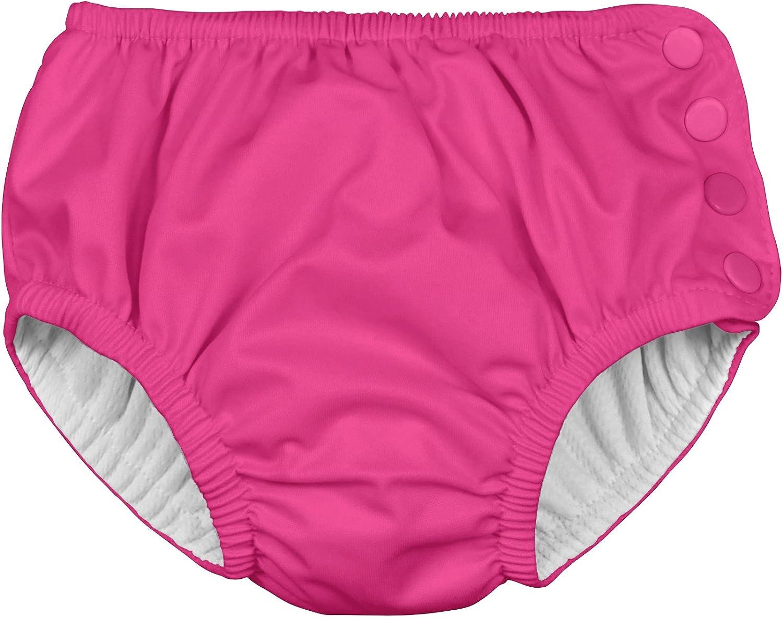 Pa/ñal para nadar 711200-200-42 i play color rosa con broche 6 meses
