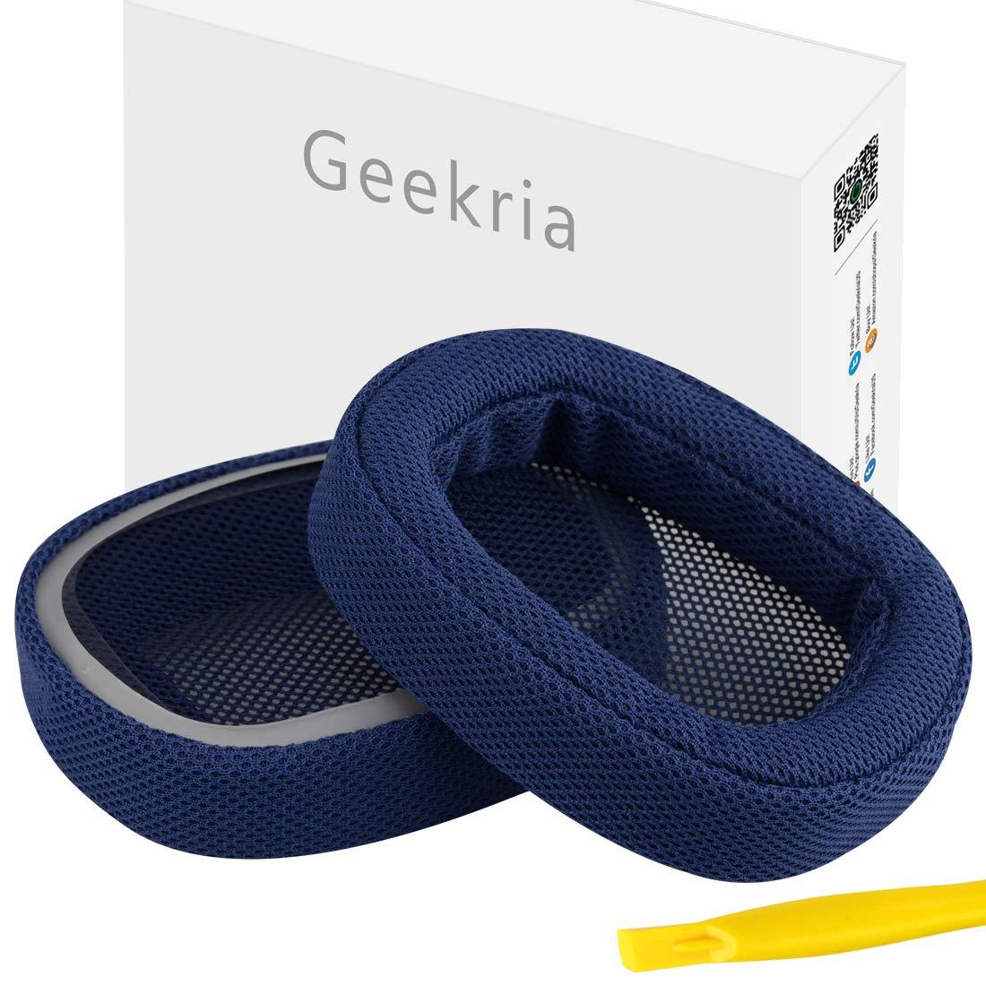 Almohadillas Para Auriculares Logitech G433 G233 G PR [Geekria-7VLRKHQC]