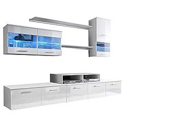 muebles bonitos - Mueble de salón Claudia Mod.6 (2,5m ...