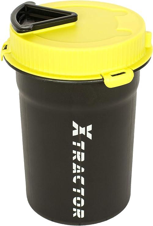 XTRACTOR – El primer dosificador de polvo de proteína – Dosificación rápida de proteínas en polvo, fácil y limpia, preparación rápida de 6 porciones