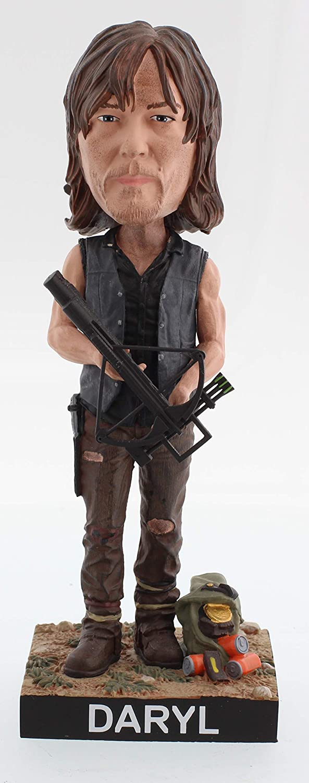 Royal Bobbles - statuina Bobblehead Daryl Dixon The Walking Dead