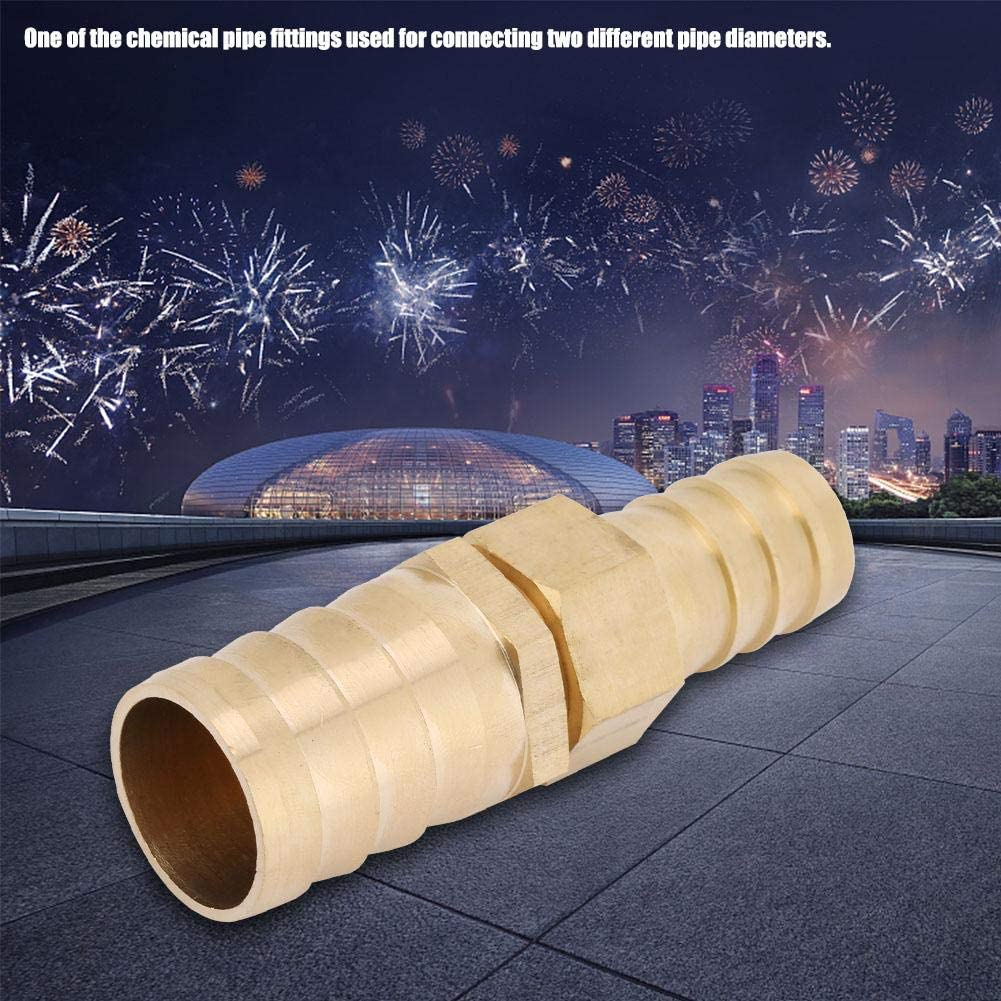 19-19mm Raccordo riduttore di ottone Riduttore riduttore Riduttore Giunto per tubo Giunto per tubo Raccordo adattatore per tubo