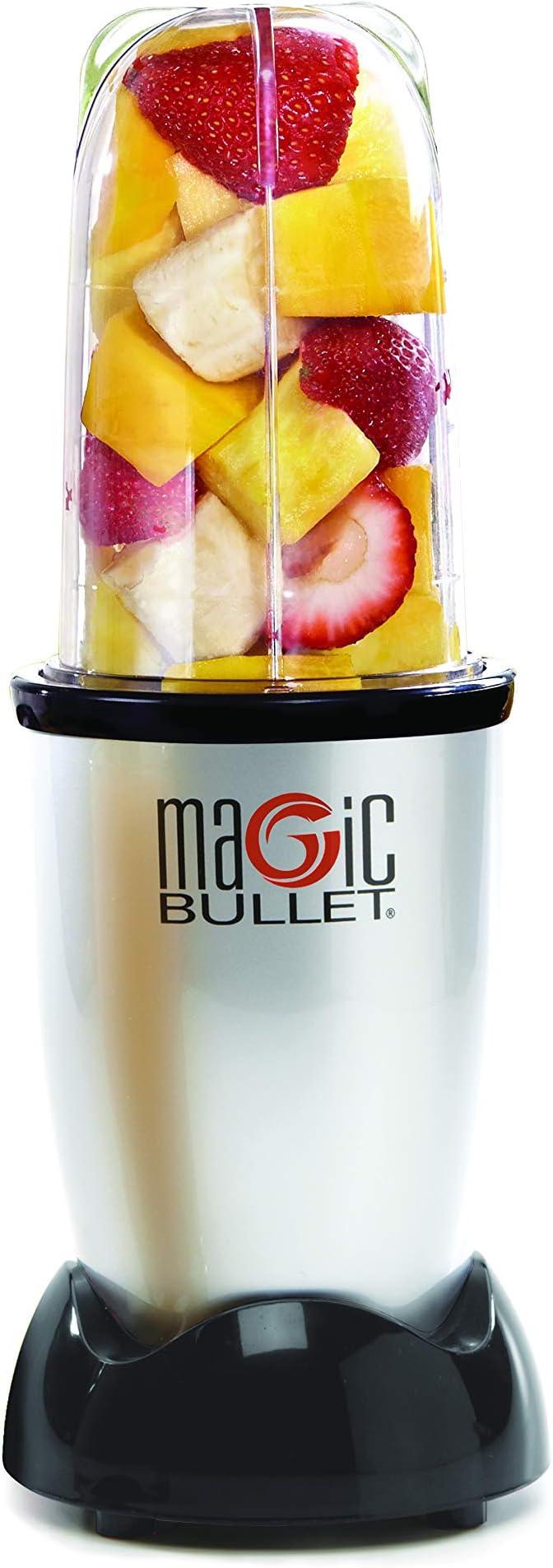 Magic Bullet - Extractor de nutrientes original, mezclador, 11 ...