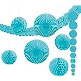 DesignWare Paper Decorating Kits, Caribbean Blue
