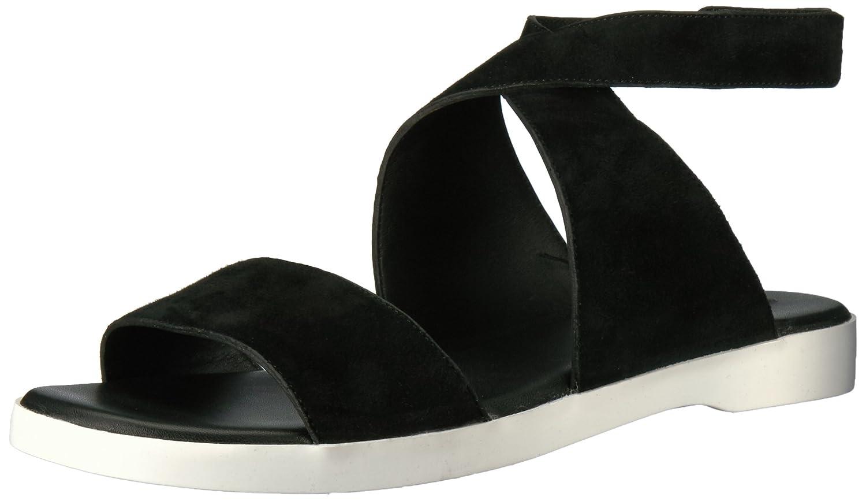 Via Spiga Women's Jordan Sport Sandal B01MUC1QYK 9.5 B(M) US|Black Suede