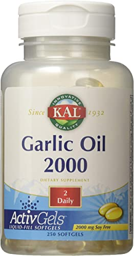 KAL Garlic Oil 2000 Softgel