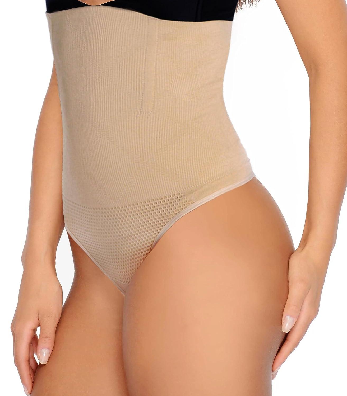 High Waist Cincher Trainer Panties Body Shaper Underwear Tummy Control Thong Shapewear Girdles Slimmer Seamless