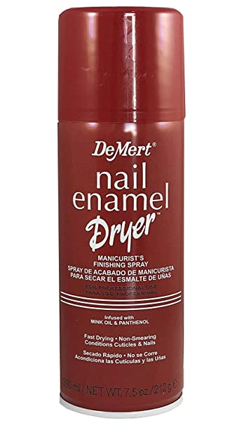 Demert Nail Enamel Dryer 75 Oz