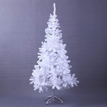 Amazoncom Snow Shop Everything 6ft Artificial White Christmas Tree