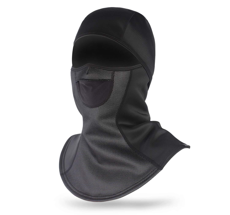 Unigear Pasamontañas Balaclava A Prueba De Viento Máscara De Invierno para  Moto e8096ca39d1