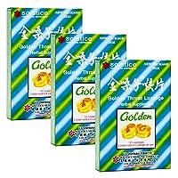 Golden Throat Lozenge (Honeysuckle Original Flavor)(Throat, Immune, Respiratory...