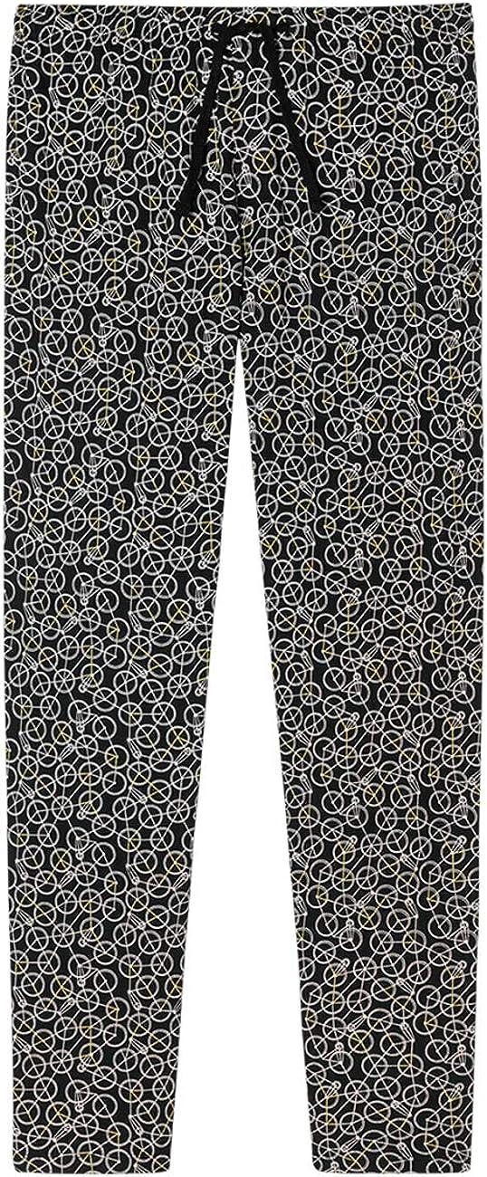 Schiesser Mix /& Relax Hose Lang Bas De Pyjama Homme