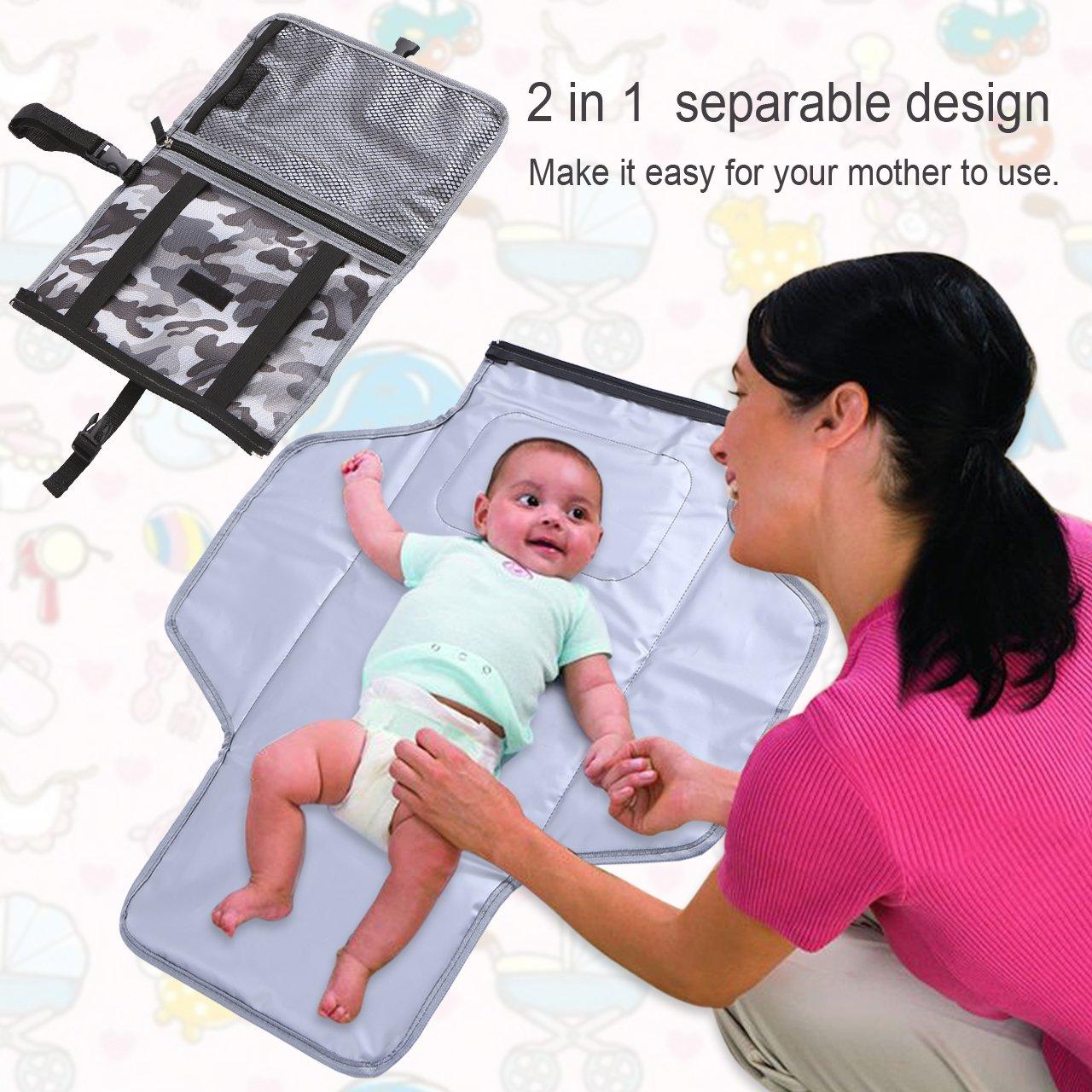 Amazon.com: D. jacware cambiador, Bebés lactantes y ...