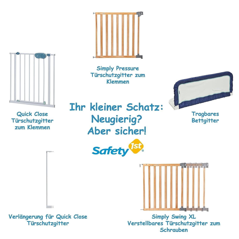 Safety 1st 35014723 - Verlängerung für Quickclose Schutzgitter ...