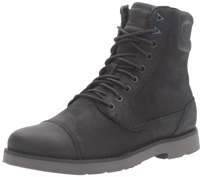 Teva Herren Black Durban Tall-Leather Kurzschaft Stiefel, Dark Olive Black Herren (Black/Dark Shadow- Bdsd) c923e5