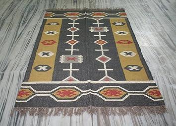 silkroude laine grande kilim tapis afghan tapis marocain tapis kilim tapis persan tapis turc tapis - Tapis Marocain