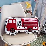 Brandream Boys Pillow Fire Truck Pillow Boys