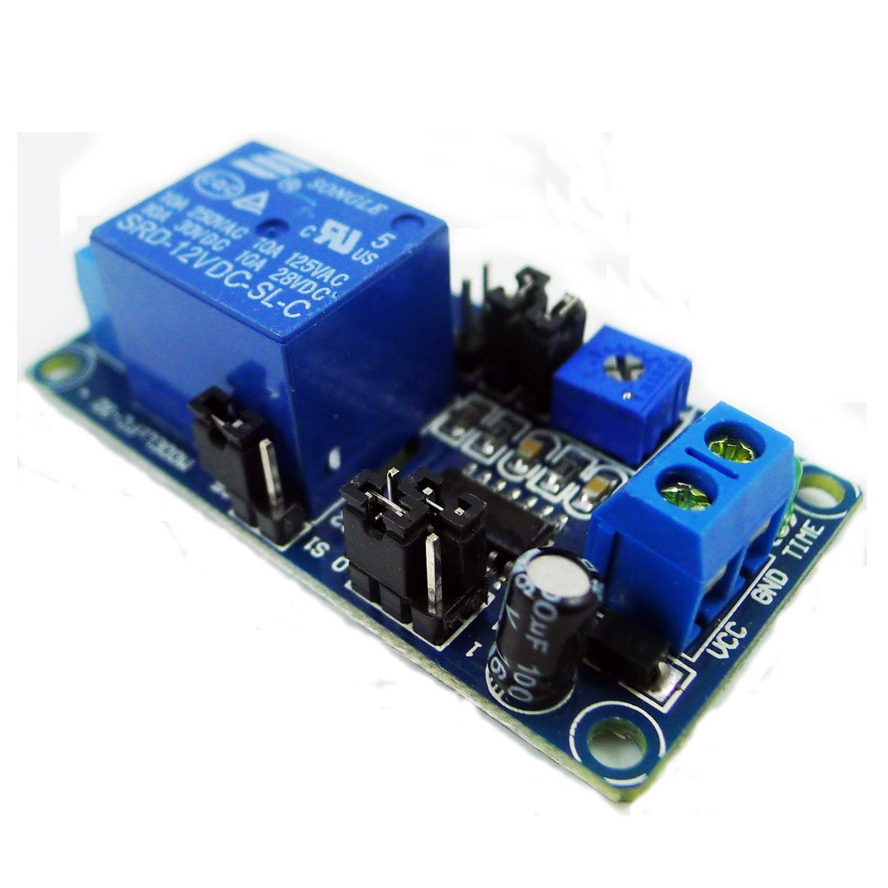 Geree On Off Delay Relay Module 12v Board External 1pcs Dc Turn Switch Trigger Automotive