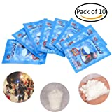 Amazon Price History for:Datingday 10 Pcs 9g SAP Magic Instant Fake Fluffy Snow Super Absorbant Christmas Wedding Decor