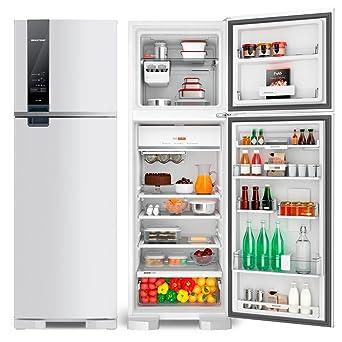 d43fa07859 Geladeira Brastemp Frost Free Duplex 400 litros Branca com Freeze Control -  110V